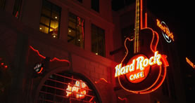 Hard Rock Club and Patio