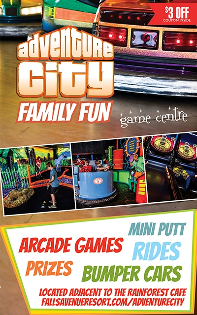 Adventure City Family Fun