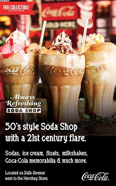 Always Refreshing Soda Shop