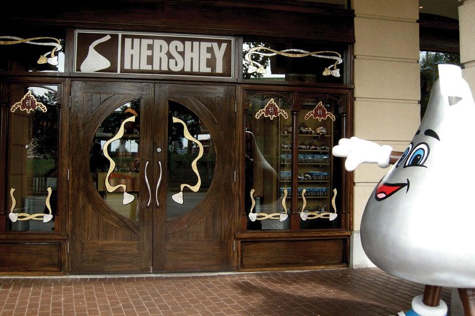 hershey u0026 39 s chocolate world