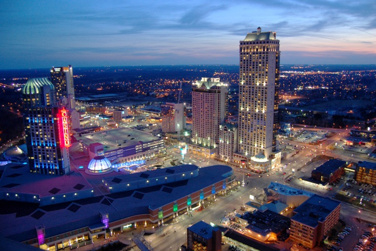 Niagara falls casino hotels canada