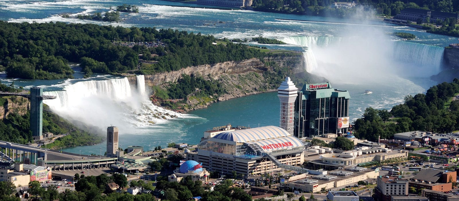 Maps Falls Avenue Resort Niagara Falls Ontario