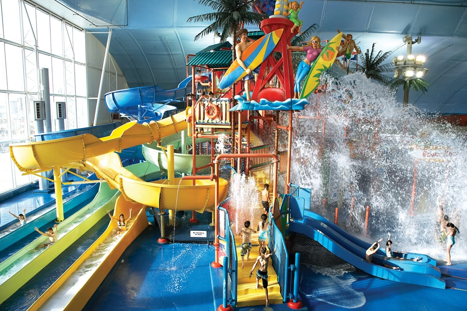 Skyline Hotel Fallsview Indoor Waterpark