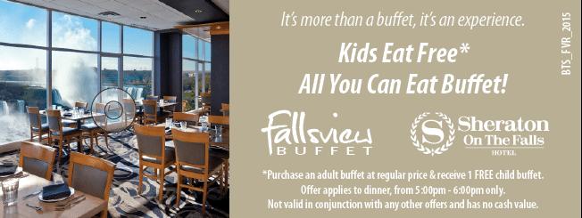Fallsview Buffet Falls Avenue Resort Niagara Falls Ontario