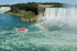 Hornblower Niagara Cruises is one of the top Niagara Falls things to do this spring
