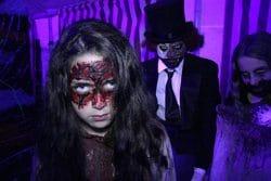 Zombies at Haunted Manor Niagara Falls Canada