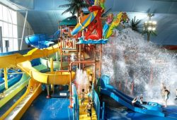 Spend Spring Break in Niagara Falls at Fallsview Indoor Waterpark.