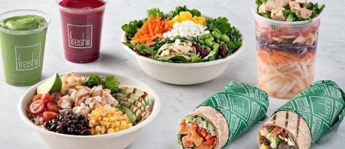 Delicious and Well Balanced at key at Freshii
