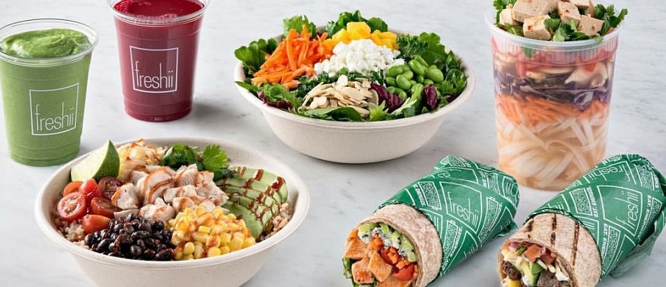 Delicious and Well Balanced at key at Freshii